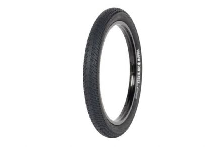 Shadow Contender Welterweight Tyre - All Black 2.35""